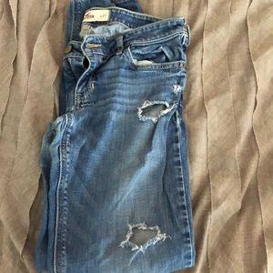 Denim - Hollister Jeans 5 or 27 size